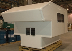 Slip in MTC camper RV composite panels